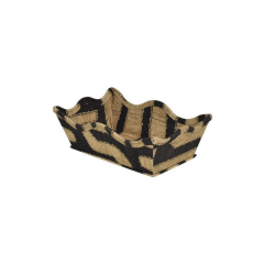Caixa Decorativa Wave Kuba Camel