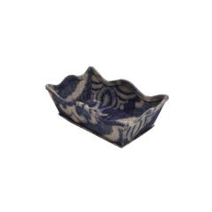 Caixa Decorativa Wave Colette Blue