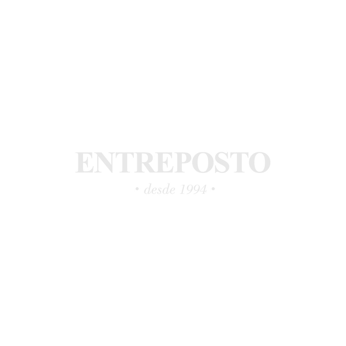 Cupula Linho Branco Plissada