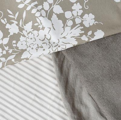 Como combinar tecidos florais